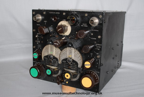 WWII R1116A RECEIVER