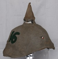 Image of WW1 GERMAN COVER FOR PICKELHAUBE