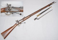 Image of ENFIELD 3 BAND RIFLE/MUSKET, 1853
