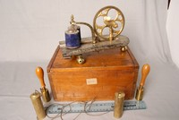 Image of MAGNETO MEDICAL MACHINE (QUACKERY), 1900's
