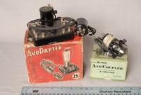 Image of AVODAPTER VALVE TESTER ADAPTERS, 1932