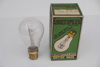 Image of DUAL FILAMENT LIGHT BULB 115 VOLT, 1920