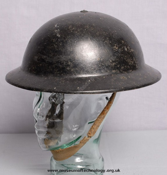 WWII SYNTHETIC BRODIE HELMET