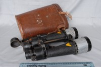Image of WWII BARR AND STROUD NAVEL BINOCULARS