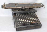 Image of SMITH PREMIER TYPEWRITER No 10, circa 1908