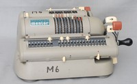 Image of MULDIVO MENTOR MECHANICAL CALCULATOR, 1960's