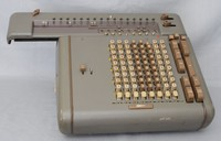 Image of FRIDEN ELECTRO MECHANICAL CALCULATOR TYPE CW8, 1960's