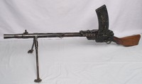 Image of MASDEN LIGHT MACHINE GUN OF 1902 , 1950