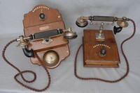 Image of STERLING 'PRIMAX' INTERNAL TELEPHONES, 1930's