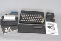 Image of SINCLAIR  SPECTRUM PERSONNAL COMPUTER, 1982