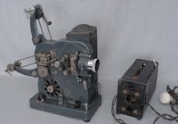 Image of PAILLARD 9.5mm PROJECTOR & POWER UNIT OF 1932, 1930's