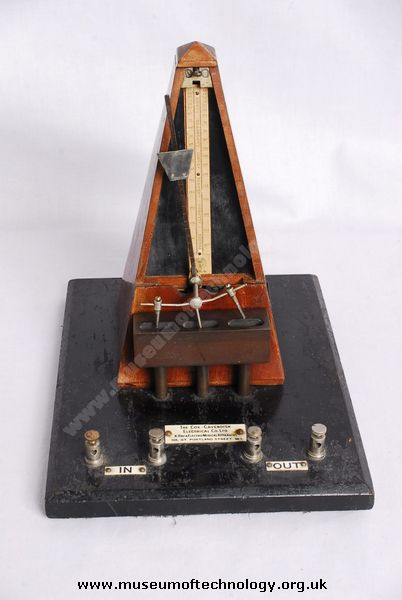 METRONOME UNIT, 1950's