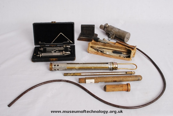 GPO TELEPHONE ENGINEERS TOOLS, 1960's