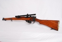 Image of WW1 SNIPER RIFLE WITH WINCHESTER A5 TYPE 'B' SCOPE 1916, 1916