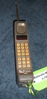 Image of MOTOROLA INDEPENDENT MOBILE PHONE , 1993