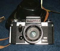 Image of PRAKTICA SUPER TL CAMERA, 1978